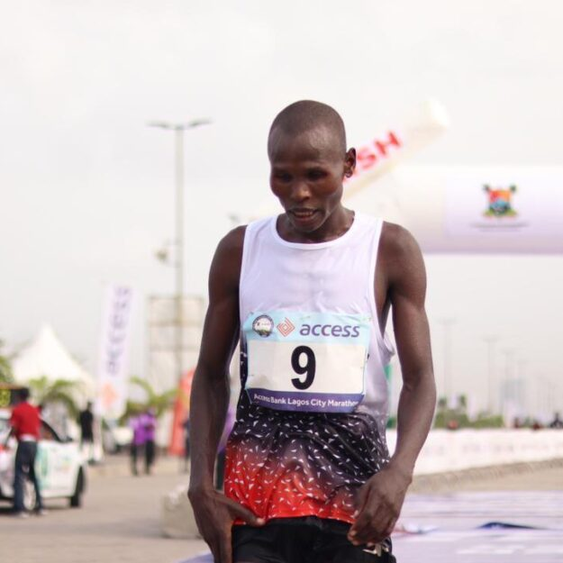 Kenya's Emmanuel Naibei Beats Over 300 Runners To Win 2021 Lagos City Marathon