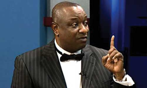 Keyamo defends Buhari's failure, says insecurity's global crisis