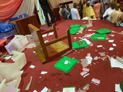 Kwakwanso faction, other clash in violence at PDP congress