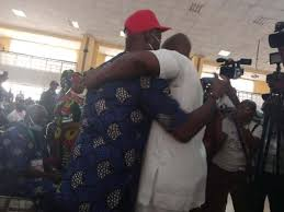 Leadership Tussle: Fayose bows
