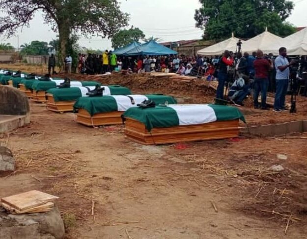 LG Officials, Traditional Rulers indicted over killing of soldiers in Benue