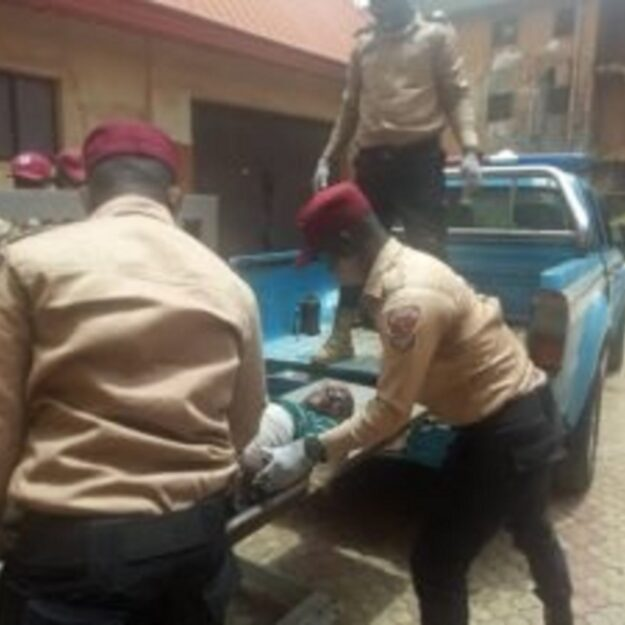 Lone accident claims driver's life in Anambra – FRSC