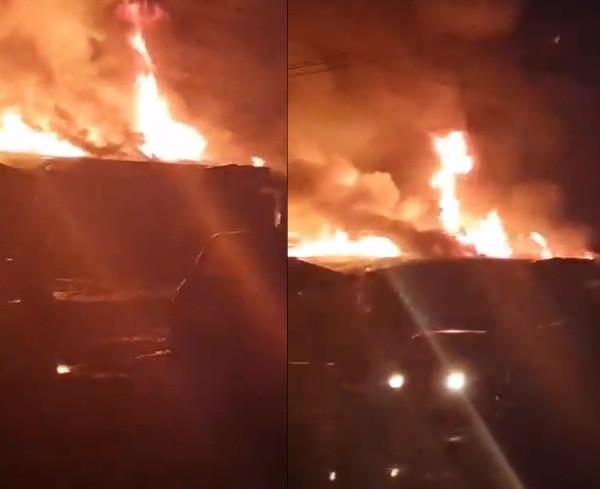 Man burns ex-lover, 2 children to death in Ibadan