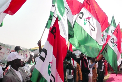 Massive security in Osogbo as PDP holds Southwest congress