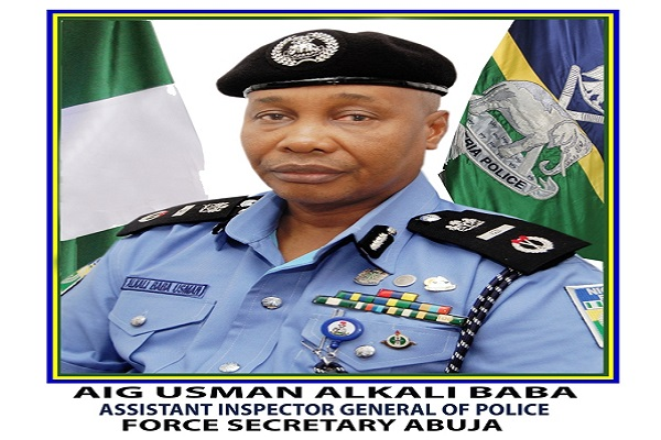 Meet Usman Alkali Baba: An acting IGP ready to 'leave a legacy of policing with a human face'