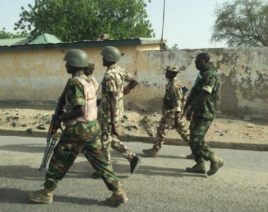 Military Aircraft, Soldiers Engage Suspected ESN Operatives In Gun Battle In Akwa Ibom