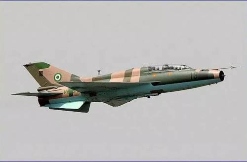 Missing Nigerian Air Force Jet Crashed At Abba-Jille, Fate Of Pilots Unknown