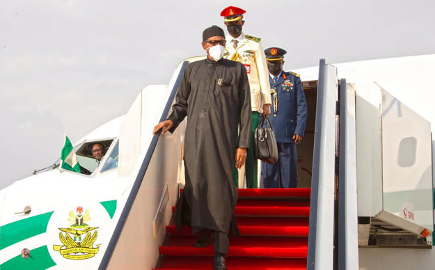 My London medical check-up went well, says Buhari