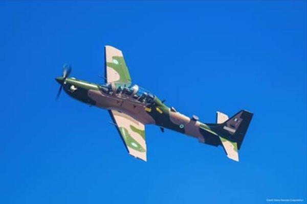 NAF Alpha Jet crashes in Boko Haram battlefield