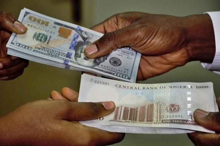 Naira and Dollara