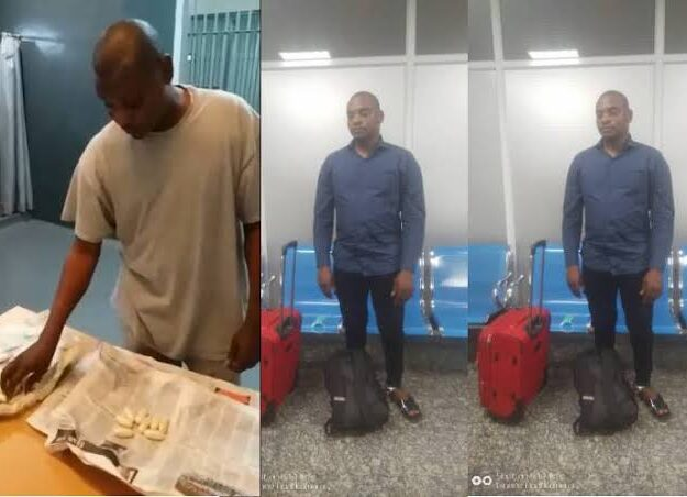 NDLEA Arrests Drug Trafficker Who Swallowed N423 Million Worth Of Cocaine
