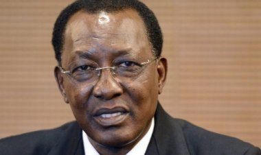 Newly re-elected Chadian President, Derby died of gun injuries