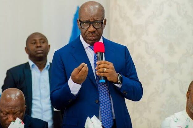 Nigeria Is In Huge Financial Trouble, FG Printed N60bn To Share In March – Governor Obaseki