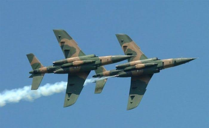 Nigerian Air Force Debunks Claim That Boko Haram Shot Down Missing Fighter Jet 1