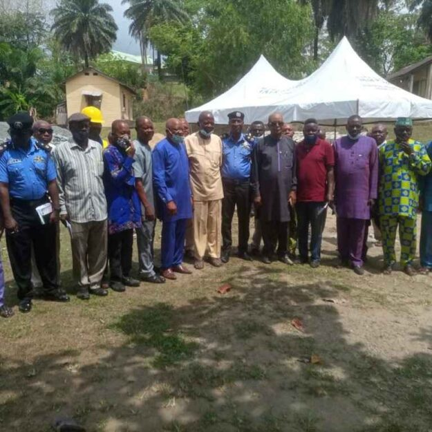 """""""Nigerian Government Of Not Treating Us Well"""" – Retired Police Officers"""