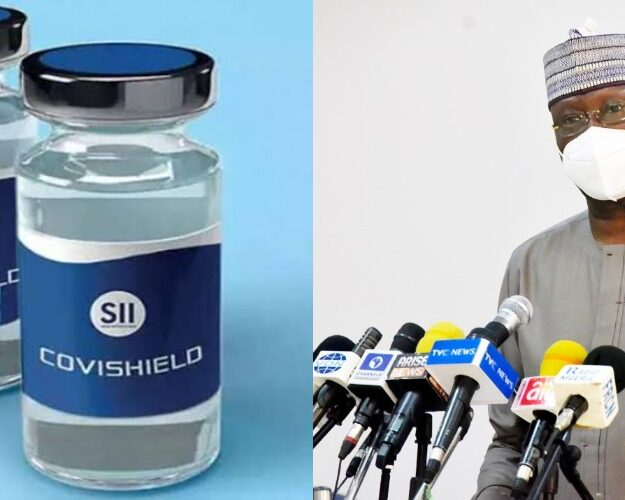 Nigerian Government Receives 100,000 Doses Of Covishield COVID-19 Vaccines From India