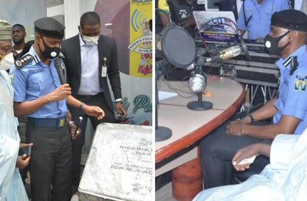 """Nigerian Police Force Establishes Radio Station """"To Bring Police Closer To The People"""""""
