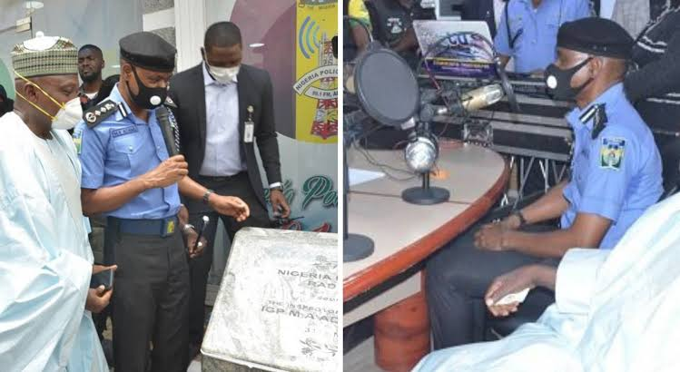 """Nigerian Police Force Establishes Radio Station """"To Bring Police Closer To The People"""" 1"""