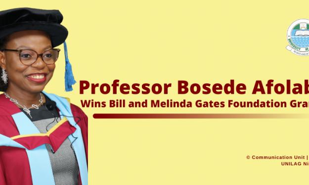 Nigerian Professor Bose Afolabi Wins $2.5 Million Bill Gates Grant