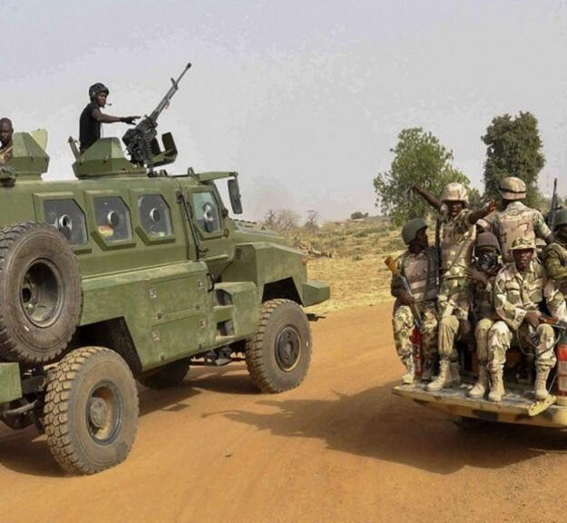 Nigerian Soldiers Retake Damasak From Boko Haram Terrorists (Videos)