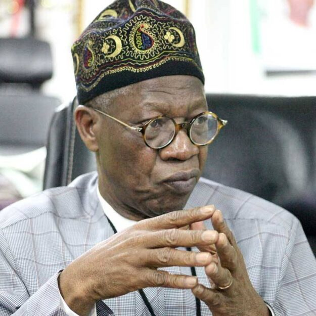 Nigerians to blame for Twitter snub – Lai Mohammed