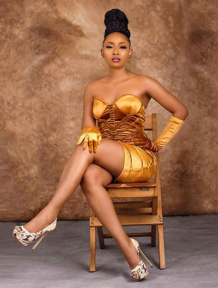 Nollywood Actress Belinda Effah Changes Her Name To Grace-Charis Bassey