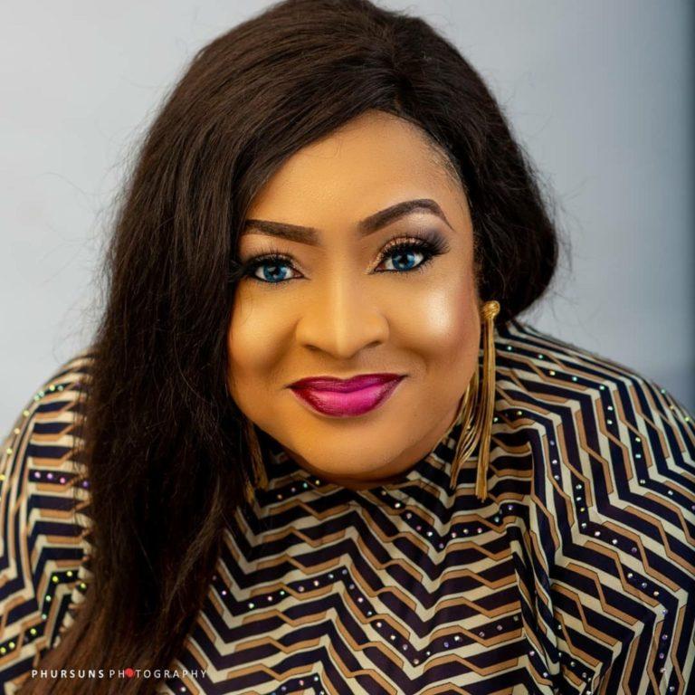Veteran actress, Foluke Daramola