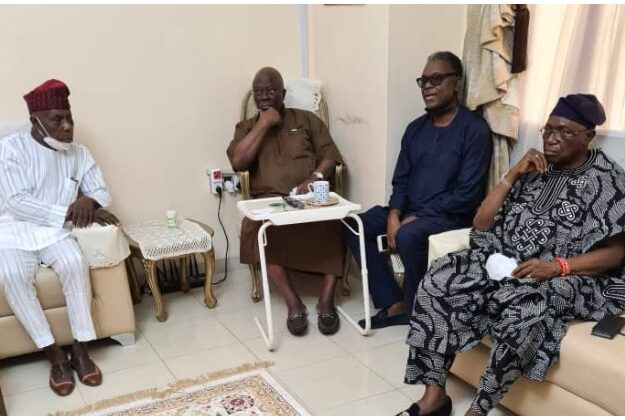 Obasanjo mourns Yinka Odumakin, visits Afenifere leader, Adebanjo
