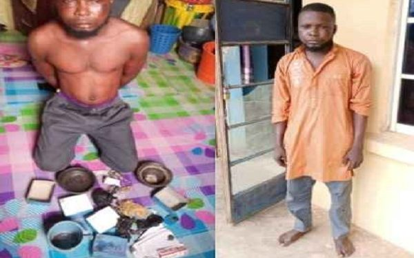 Ogun Islamic Cleric Arrested After He Was Caught Trying To Use A Teenager Girl For Rituals