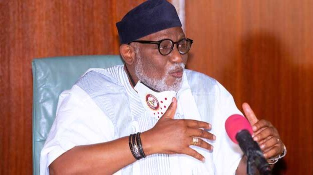 Ondo election: Tribunal strikes out PDP's Jegede case against Akeredolu