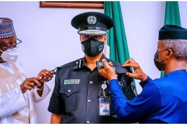 Osinbajo urges Acting IG Baba to restore public trust in Police Force
