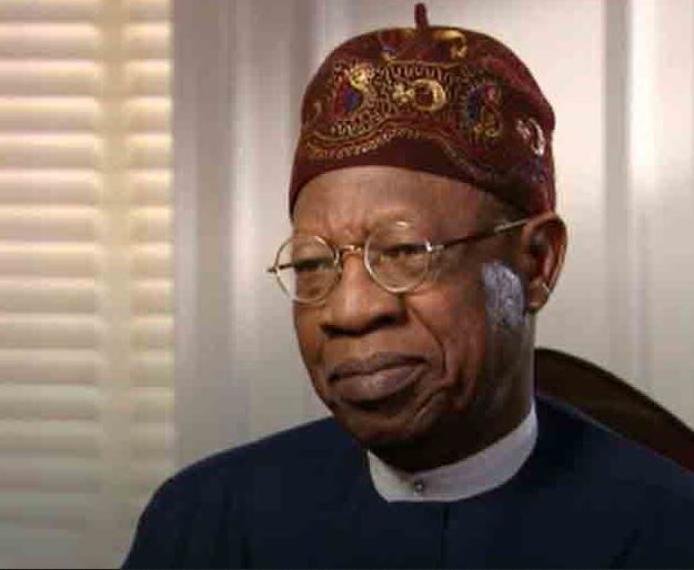 """Our Professors May Work In Togo Bakeries If Nigeria Disintegrates"" — Lai Mohammed"