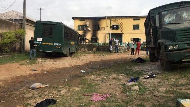 "Owerri Jail Break: ""6 Escapees Have Returned Voluntarily"" – Nigerian Correctional Service"