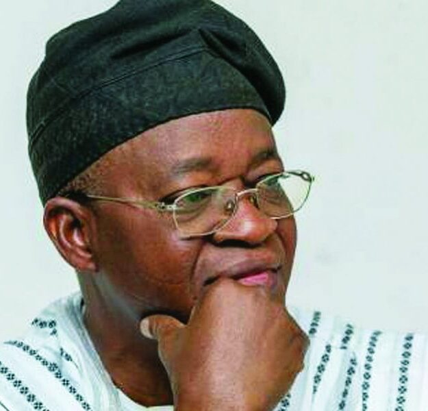 Oyetola Commiserates With Afenifere Over Odumakin's Death