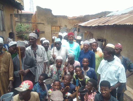 Oyo Beggars Protest Low Patronage Due To 'Money Ritual' Rumours