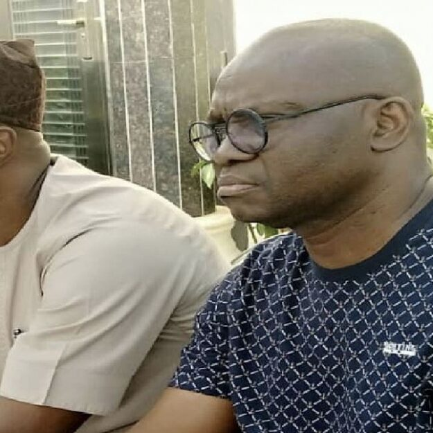 PDP Moves To Reconcile Fayose,Governor Makinde