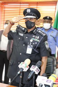 PHOTO NEWS: Ex-IGP formally hands over to acting IGP