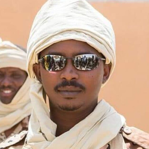 Photo of Idriss Deby's Son, Kaka, Appointed Interim President of Chad