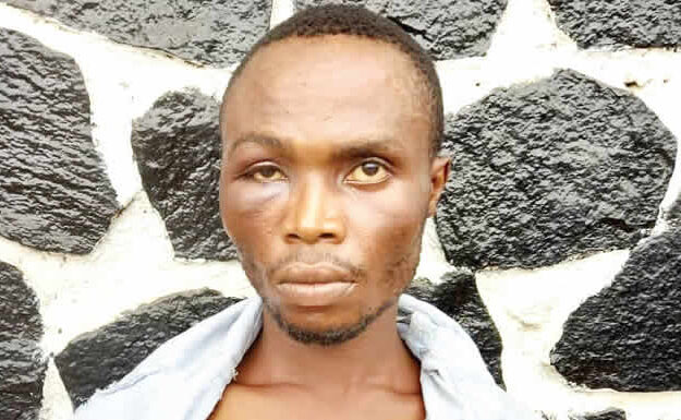 Police Arrest Man For Stabbing His Brother To Death Over N3,000 Debt In Lagos