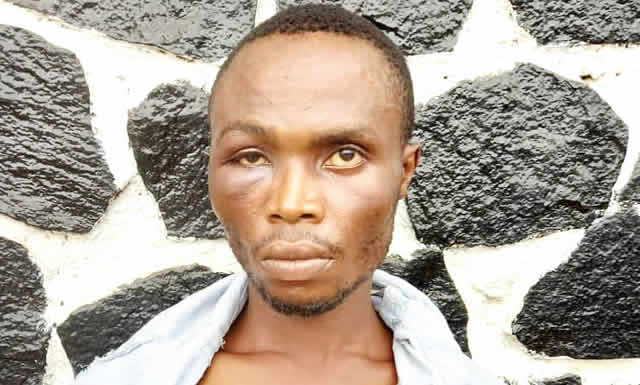 Police Arrest Man For Stabbing His Brother To Death Over N3,000 Debt In Lagos 1