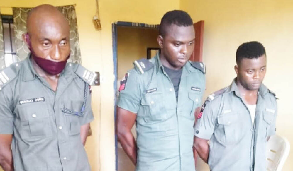 Police dismiss three officers for extorting LASU student N.153m