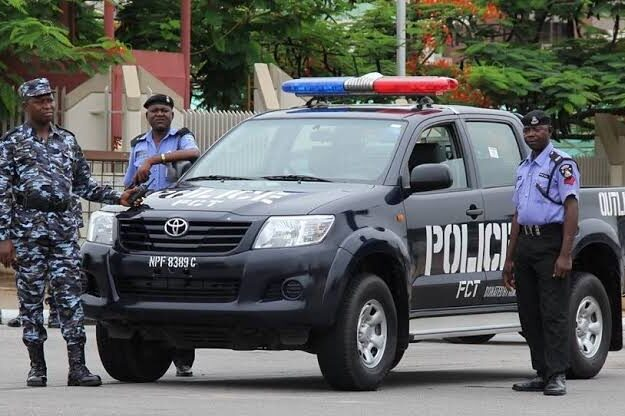 Police parade man for kidnapping uncle