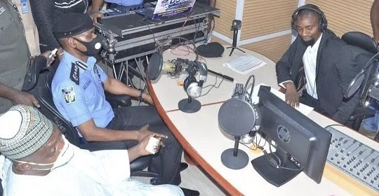 Police Radio Station Will Promote Community Policing – IGP
