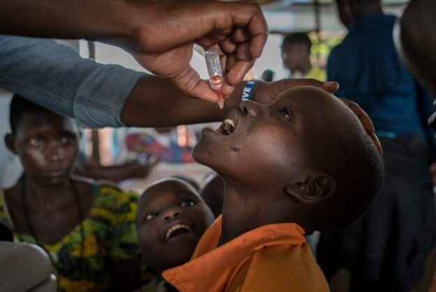 Polio may resurface if immunisation remains low in North East