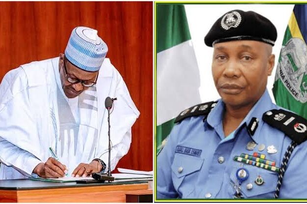 President Buhari Appoints Usman Alkali Baba As Acting Inspector General Of Police
