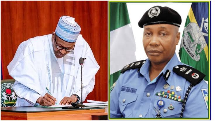 President Buhari Appoints Usman Alkali Baba As Acting Inspector General Of Police 1