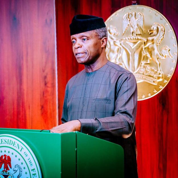 Ramadan: We must recommit ourselves to unity, brotherhood and peace – Osinbajo