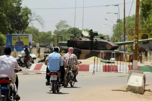 Rebels Threaten To March On Chadian Capital As Nation Reels From President's Battlefield Death