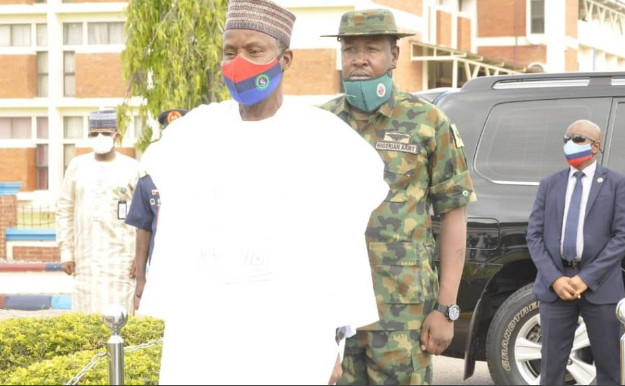 Reckless! If Book Haram bullets must kill you, there is no escape – Defence minster tells soldiers