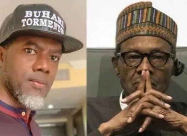 Reno Omokri Suspends His Protest Against President Buhari's Medical Trip In London